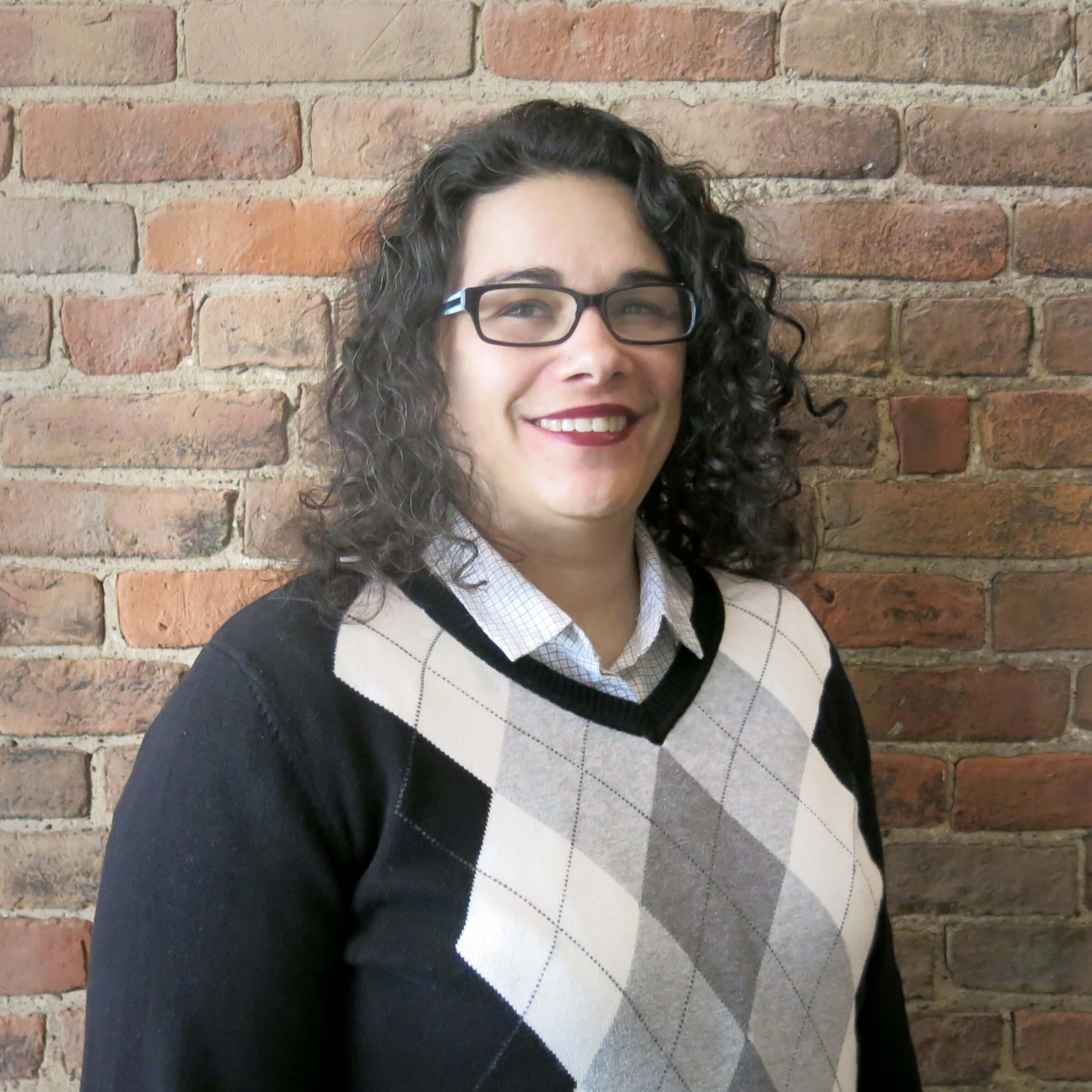 Staff Heashot of Deena Zubulake