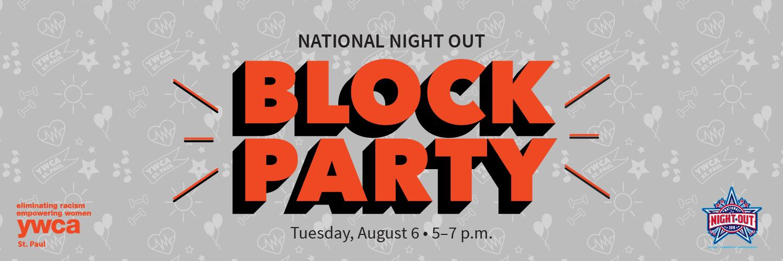 Block Party 2019 header image